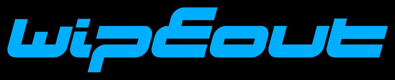 Wipeout logo egames vr