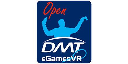 ODMT Open Dream Macth Tenis eGamesVR LOGO