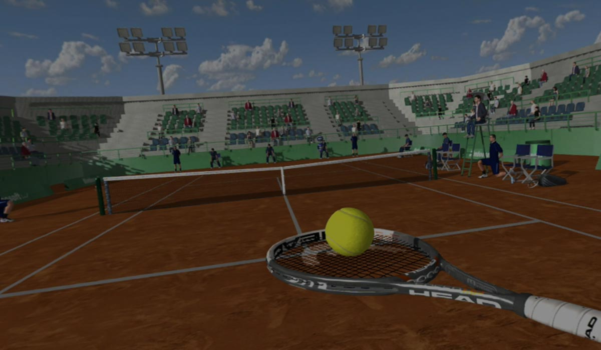 ODMT Open Dream Macth Tenis eGamesVR