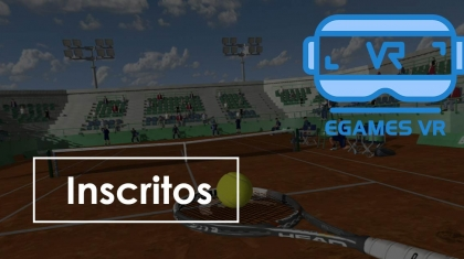 ODMT Open Dream Macth Tennis eGamesVR inscritos