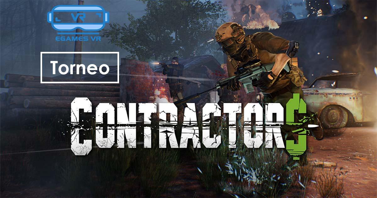 Torneo contractors vr eGames VR
