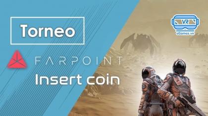 Torneo Farpoint VR - Insert Coin miniatura