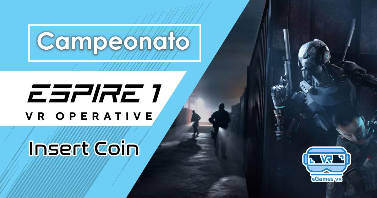 campeonato Espire 1 VR Operative miniatura